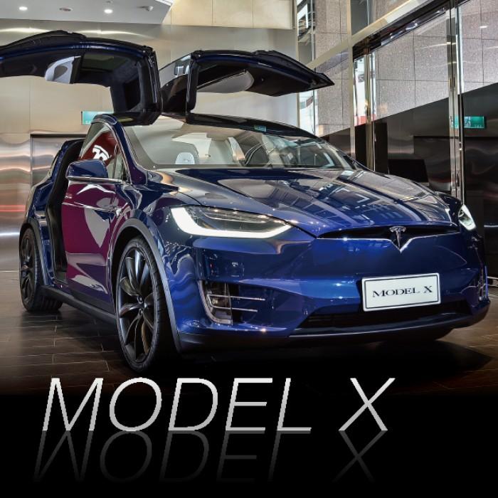 史上科技功能最先進的Model X |高科技,每個環節都不放過