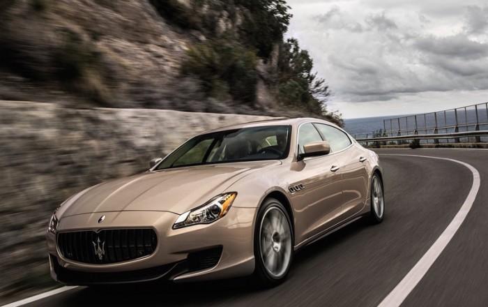 車內腳踏墊可能卡油門 《Maserati》在美召回約2.8萬輛車款