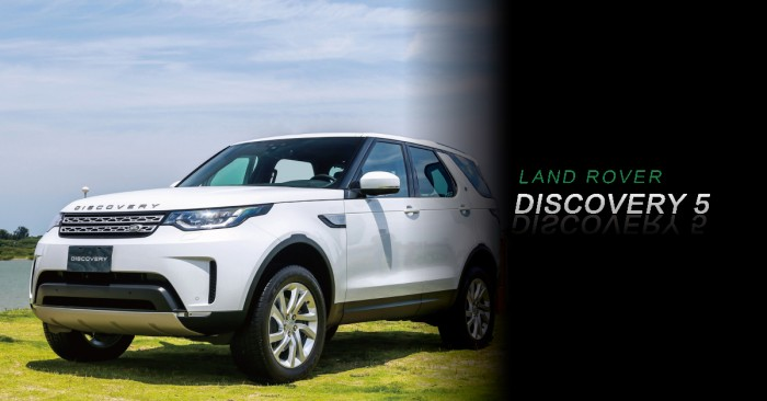 探險王登場!Land Rover全新Discovery為了冒險而生