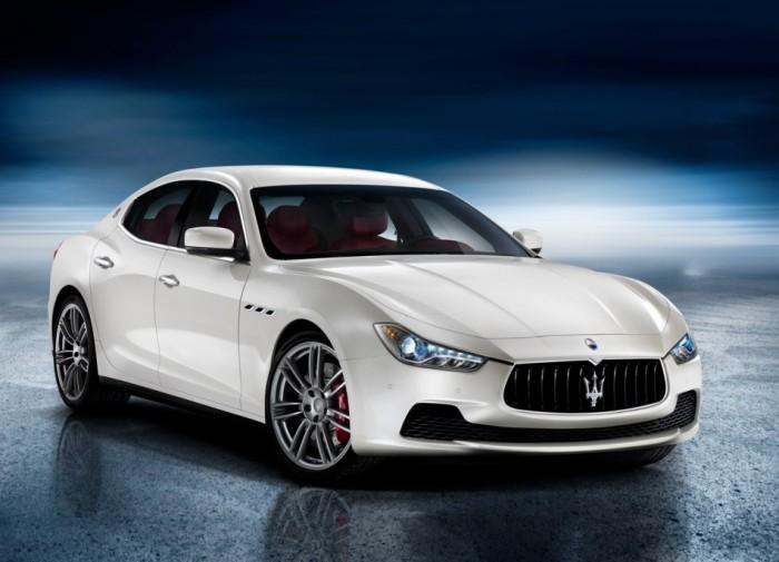 海神親民之作 Maserati Ghibli演繹義式四門Coupe風!