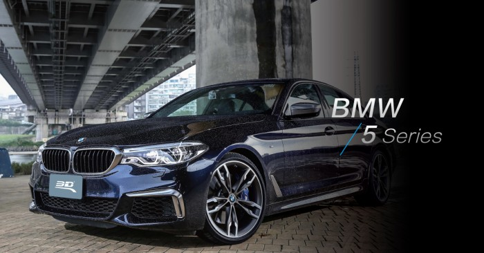 BMW 5 Series實車分享