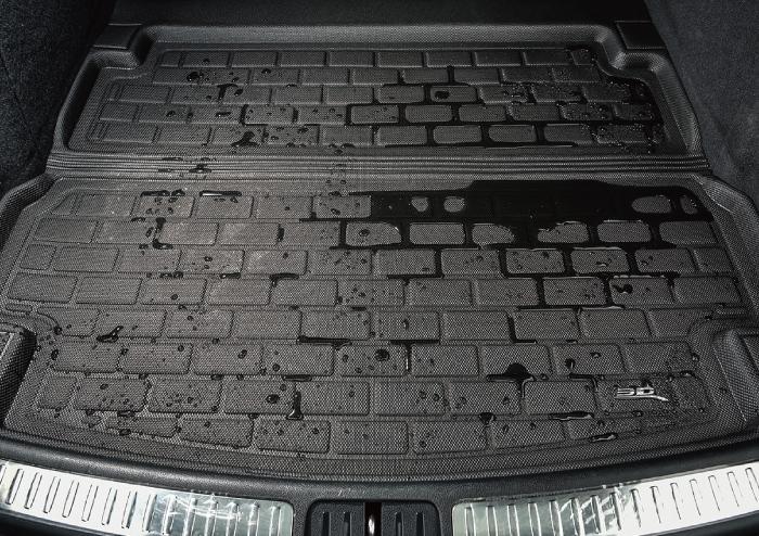 卡固立體汽車後廂墊[極緻紋理 . 防水易洗]