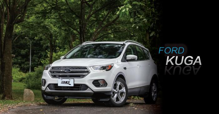 國產休旅科技王!Ford Kuga以新技術刷存在感