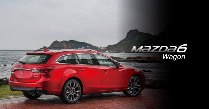 旅行的意義 Mazda6 Wagon用日式精神來詮釋
