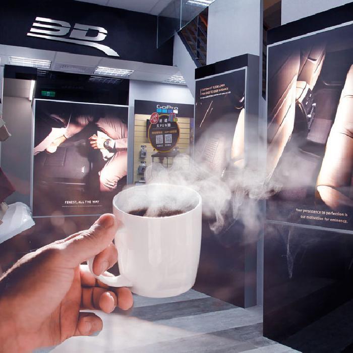 ▍3D®請你喝咖啡