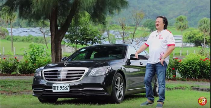 ▍話題特輯 Mercedes S450L 頂級奢華!
