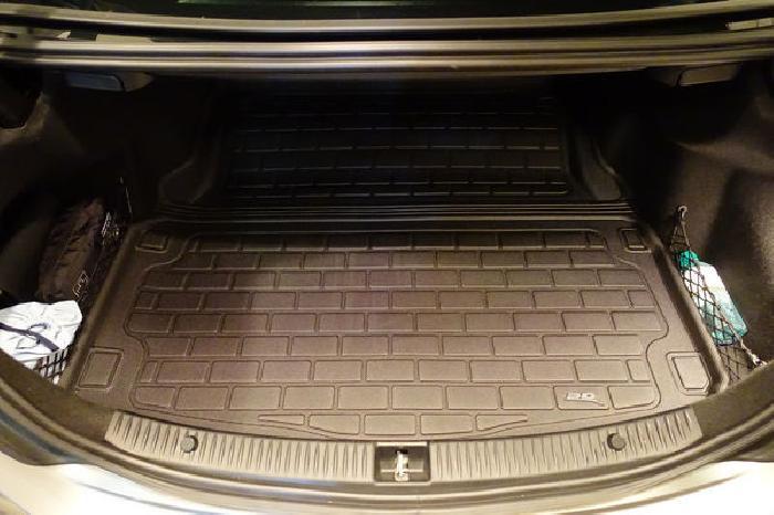 3D Mats 卡固立體汽車後廂墊 for M-Benz C-Class(W205)