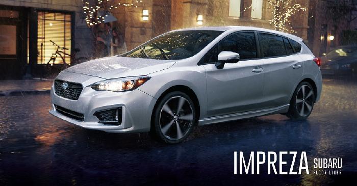 ▍話題特輯 Subaru Impreza 好爸爸的選擇?