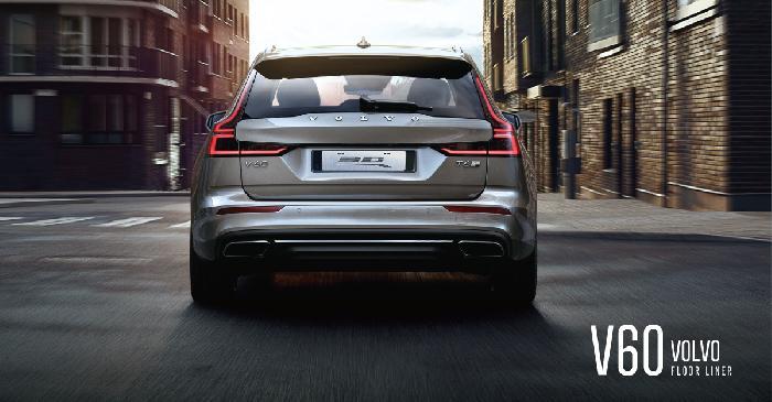 ▍話題特輯 Volvo V60 安全實用的旅行車!
