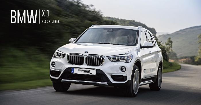 ▍話題特輯 BMW X1 面面俱到的運動休旅!