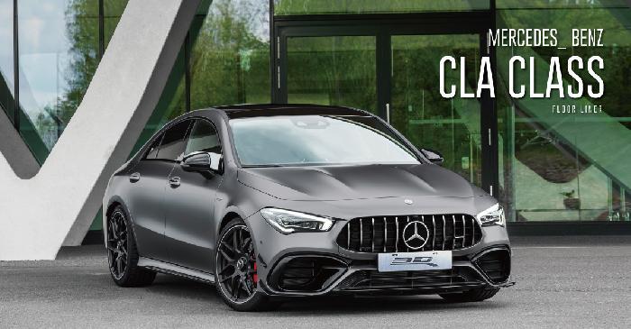 ▍話題特輯 Benz CLA200 外酷內炫的轎跑?