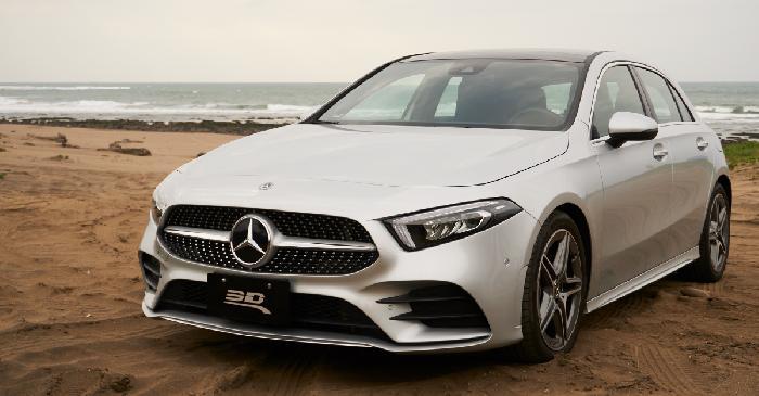 ▍話題特輯 Mercedes-Benz A250 超值的小鋼炮!