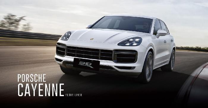 ▍話題特輯 Porsche Cayenne 跑車基因的SUV大改款