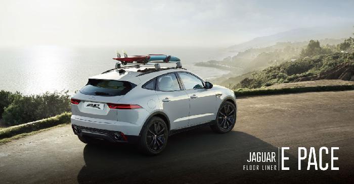 ▍話題特輯 Jaguar E-PACE 彰顯個人品味的跨界休旅!