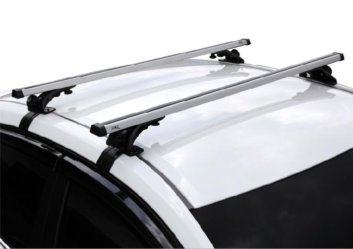通用夾門式鋁合金行李架