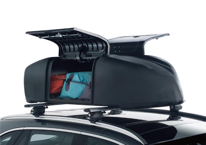 旅行者車頂行李箱