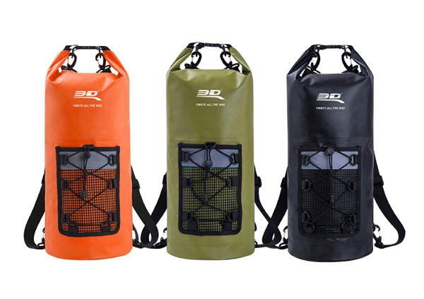 3D雙肩休閒防水包(30L)