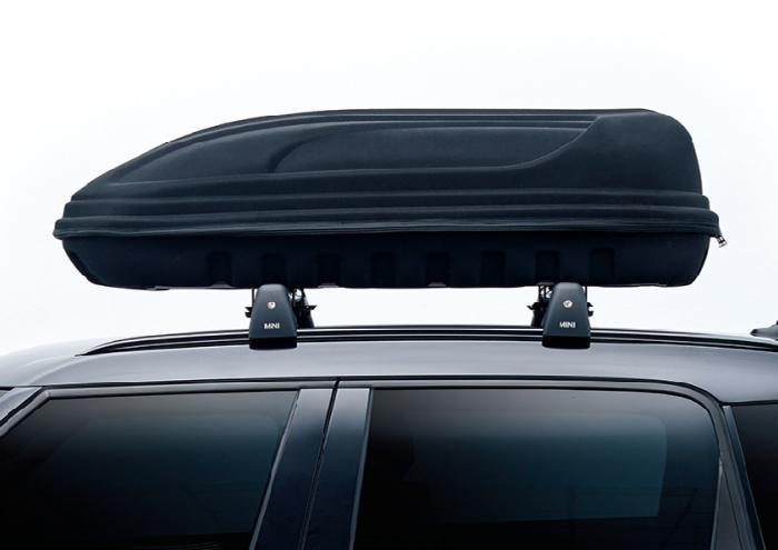 貝殼式車頂行李箱